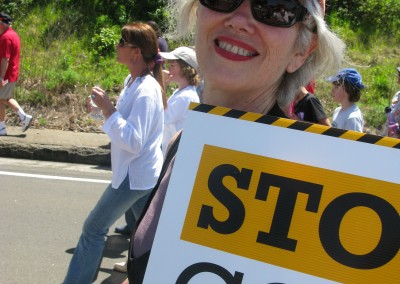 Coal Seam Gas Rally