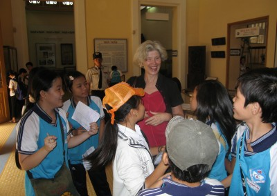 LB Scrapbook 2 - Vietnam school children